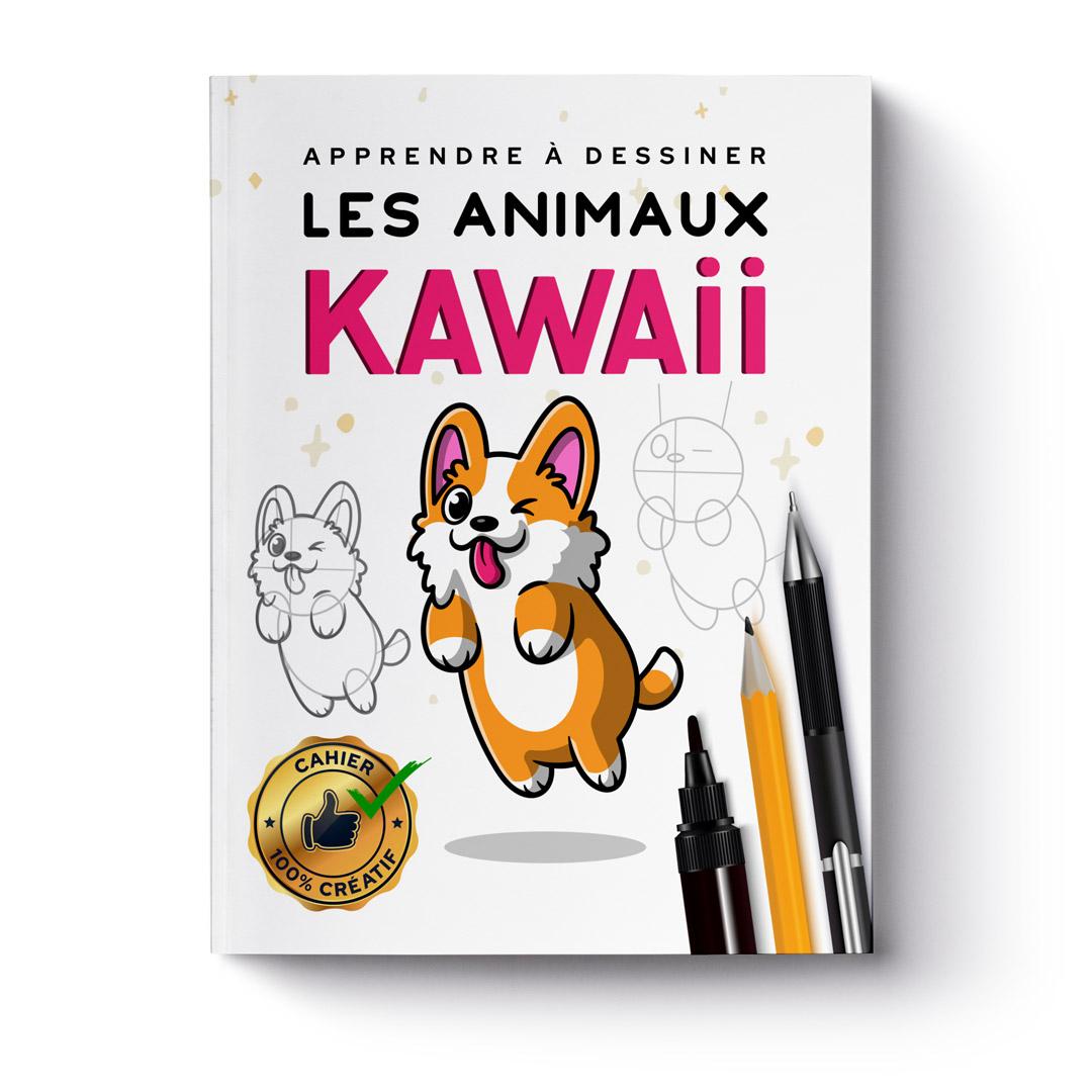 apprendre-a-dessiner-animaux-kawaii